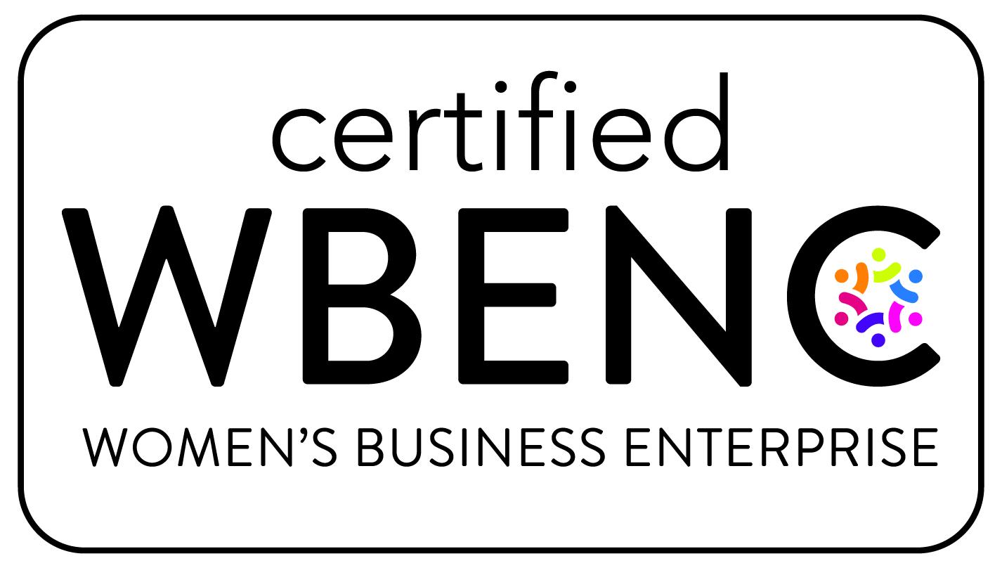 Certified Woman Business Enterprise