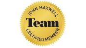 John Maxwell Certified Member badge